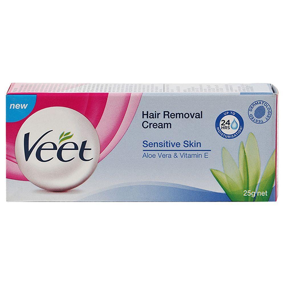 Veet Hair Removal Cream Sensitive Skin 25g