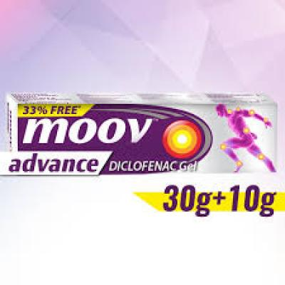 Moov Pain Relief Cream (30+10gm)
