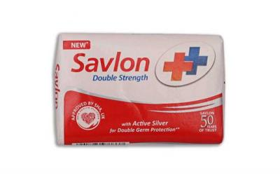 Savlon Double Strength Soap 75g+25g free