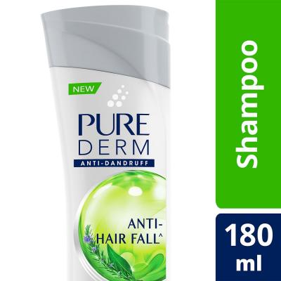Pure Derm Anti Hairfall Shampoo 180 ml