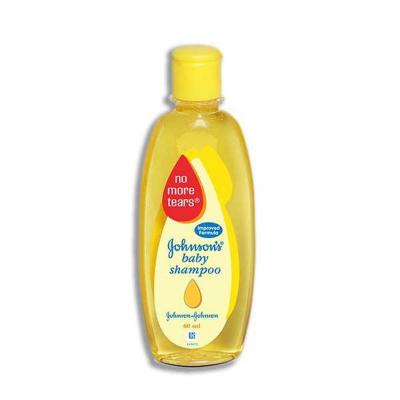 johnsons baby no more tears shampoo 60ml