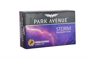 Park Avenue Storm Fragrant Soap 125g