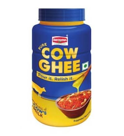 Britannia Cow Ghee Pet Jar 500 ml