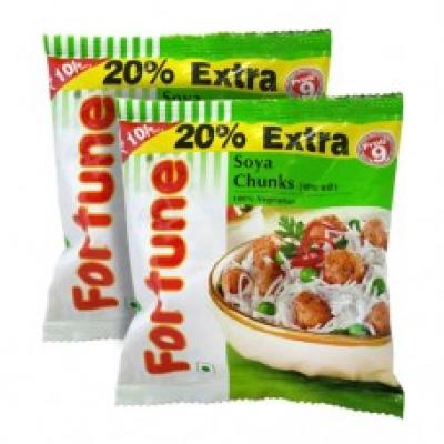 FORTUNE SOYA CHUNKS 50GM