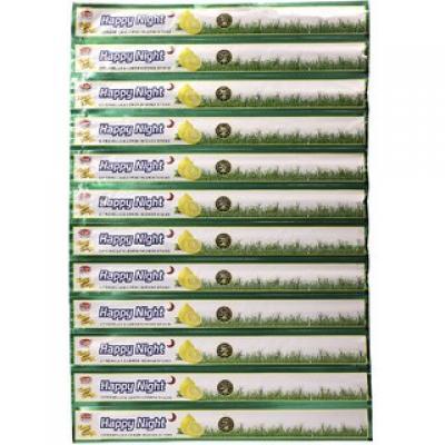 Veeana Happy Night Mosquito Repellent Incense Stick 2 Dzn (24 Pcs)