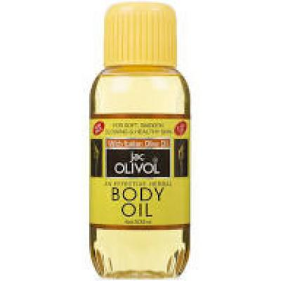 Jac Olivol Body Oil - Herbal, 500 ml