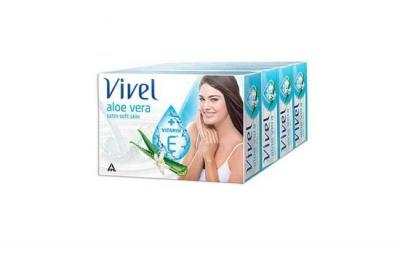 Vivel Aloe Vera Soap 5x150g