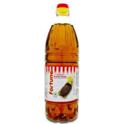 Fortune Premium Kachi Ghani Pure mustard Oil 500 Ml