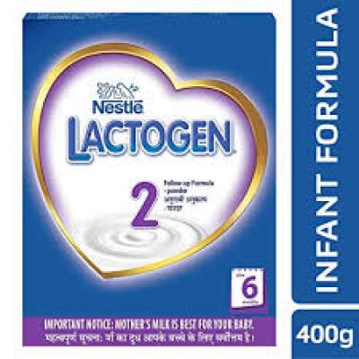 Nestle Lactogen2 400 gm