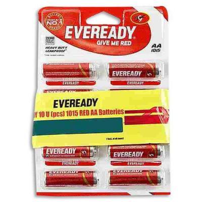 Everyday Batteries AA Pack 10U (units)