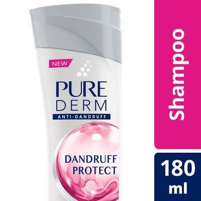 Pure Derm Dandruff Protect Shampoo 180ml