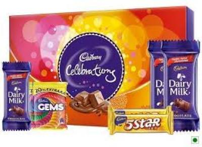 dairy milk chocolate gift set 1 p