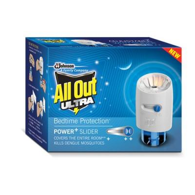 All Out Ultra Powerslider - Liquid Vaporizer, 45 ml