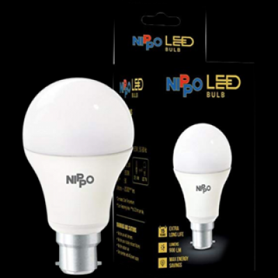 Nippo 12 watt led bulb 1 pc