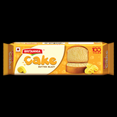 BRITANNIA BUTTER BLAST CAKE