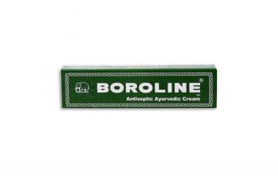 Boroline Antiseptic Ayurvedic Cream 20g Tube