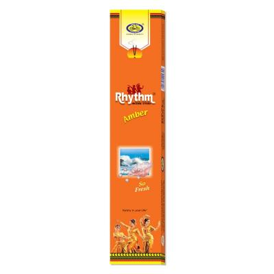 Cycle Rhythm Amber Incense Sticks 1 Dozen