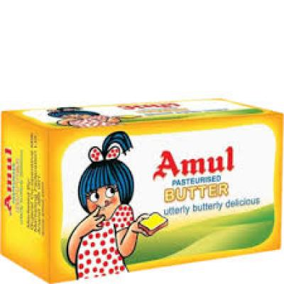 Amul Pasteurised Butter 200 Gm