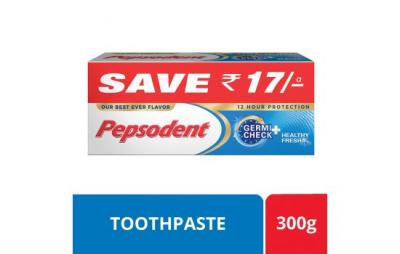 Pepsodent Germi Check Toothpaste 2x150g
