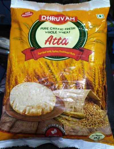 Chakki Fresh Atta(2kg)