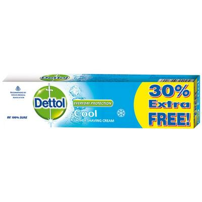 Dettol Cool Lather Shaving Cream 78g