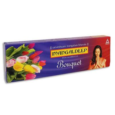 Mangaldeep Puja Agarbattis Bouquet - 90 Sticks