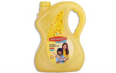 Mahakosh Future Fit Refined Soyabean Oil 5L