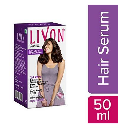 Livon Serum For Dry & Unruly Hair 50ml