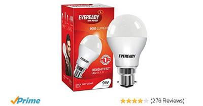 Eveready 9-Watt LED Light