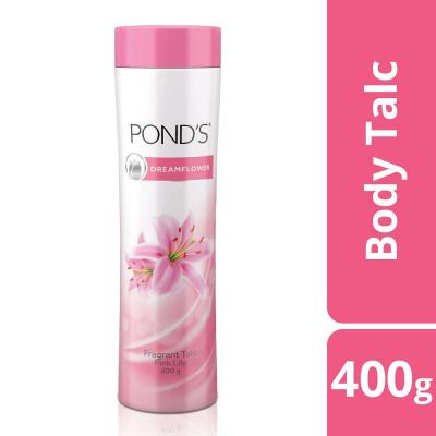 Pond's Dreamflower Fragrant Talc 400g