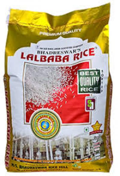 lalbaba rice 25kg price