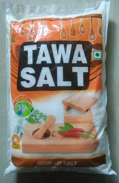 Tawa salt 500 gm 25 kg pack