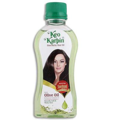 Keo Karpin Non Sticky Hair Oil 200ml
