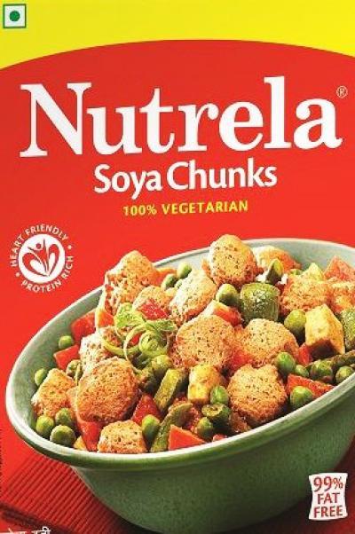 NUTRELA SOYA CHUNKS 80GM