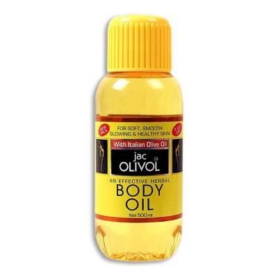 Jac Olivol Body Oil 500ml