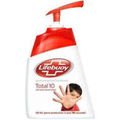 Lifebuoy Total 10 Hand Wash 80Ml