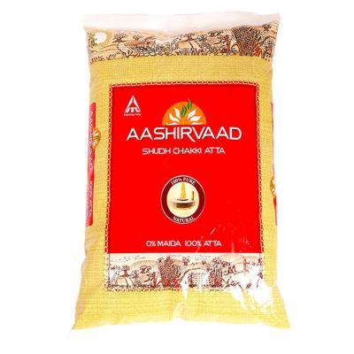 Aashirvaad Shudh Chakki Atta 1kg