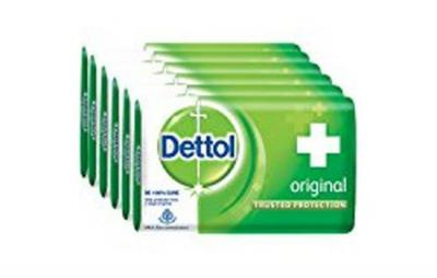 Dettol Original Soap 6 X125g