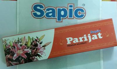 Sapic parijat  dhup 1 packet 100stick