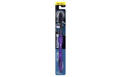Oral-B Cavity Defense Black 4S Medium Toothbrush