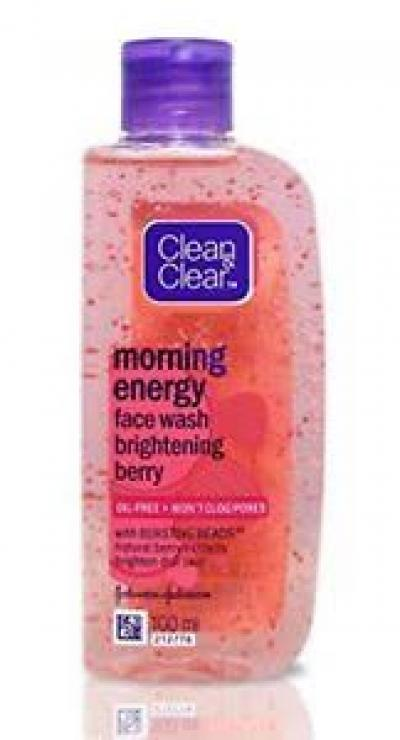 Clean & Clear Morning Energy Berry Face Wash 100ml