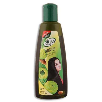 Nihar Naturals Shanti Amla Badam Hair Oil 175ml