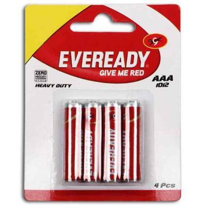 Eveready 1212 Battery AAA 4 U (units)