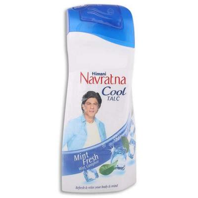 Himani Navratna Cool Talc Mint Fresh 400g