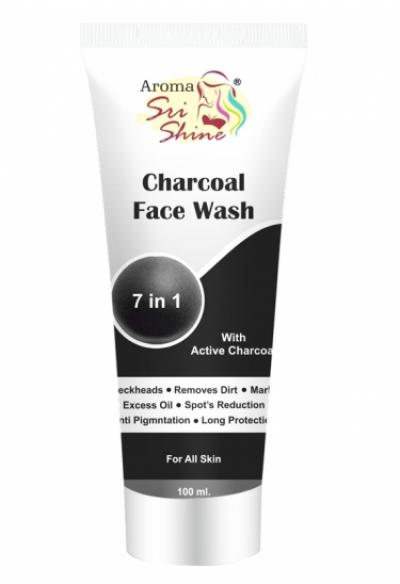Charcoal Face Wash 100ml