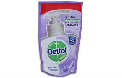 Dettol Sensitive Pouch 175ml