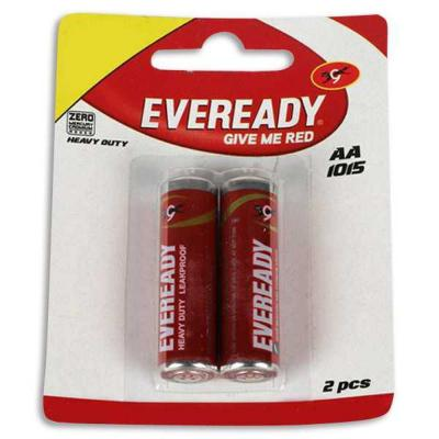Eveready AA Heavy Duty Battery 2 U (units)