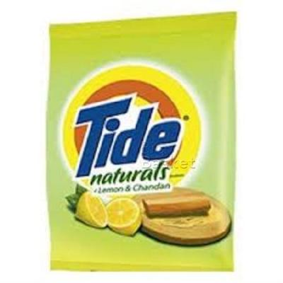 Tide Naturals Detergent Powder - Lemon & Chandan, 500 gm